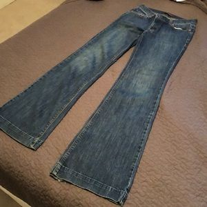 Limited Wide leg jeans